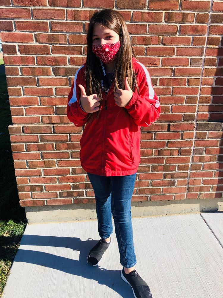 6th Grade Student Spotlight: Rileigh Hutchison