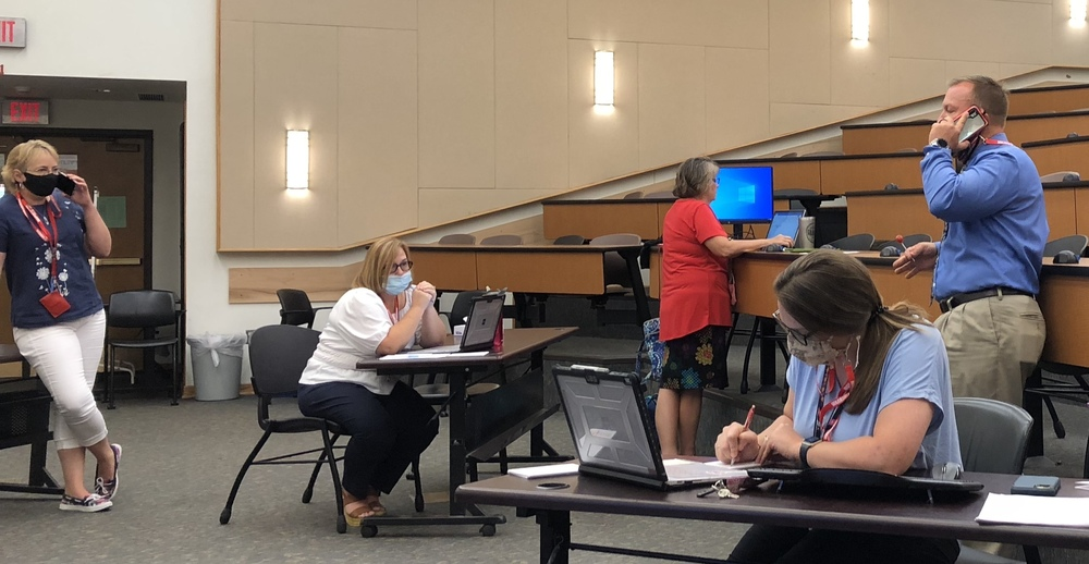 District Offers Distance Learning Hotline During Remote Learning