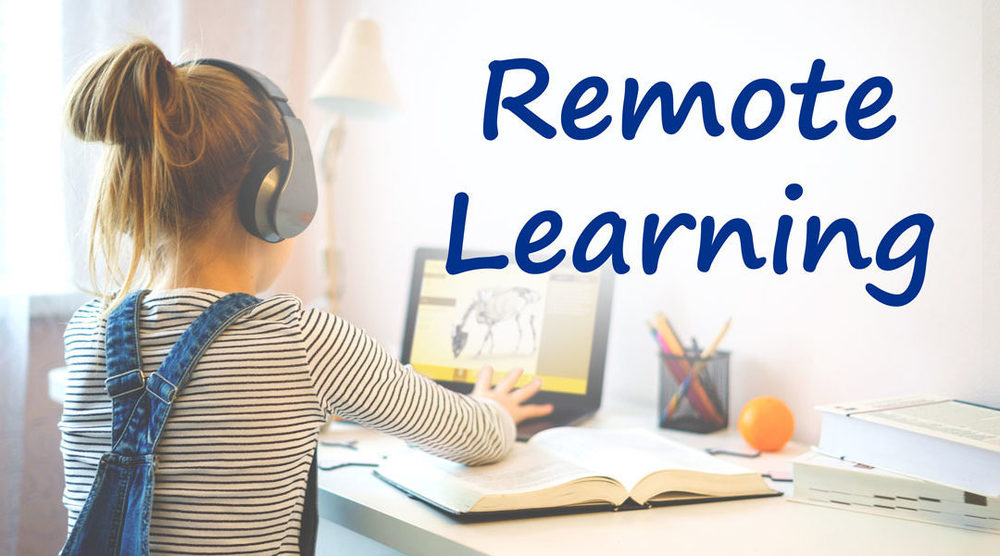 Remote Learning Update - January 20th